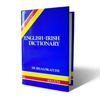 English-Irish-Dictionary
